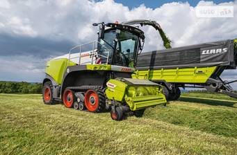 Claas Direct Disc 500 2019