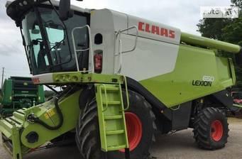 Claas Lexion 650 2018