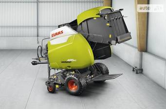 Claas Variant 465 RC Pro 2019