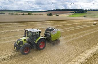 Claas Variant 485 RC Pro 2019
