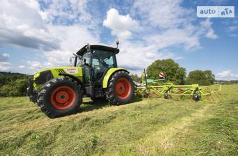 Claas Volto 75T Compact 2019