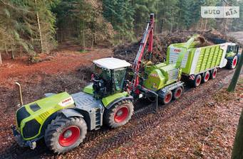 Claas Xerion 5000 2019