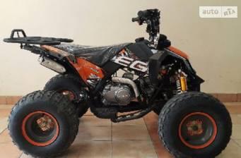 Comman ATV EGL Raptor XT125 2018