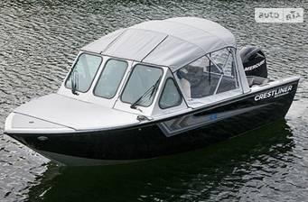Crestliner 1850 Commander 5.7m 2018