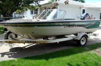 Crestliner 1850 Sportfish SST 6.0m 2018
