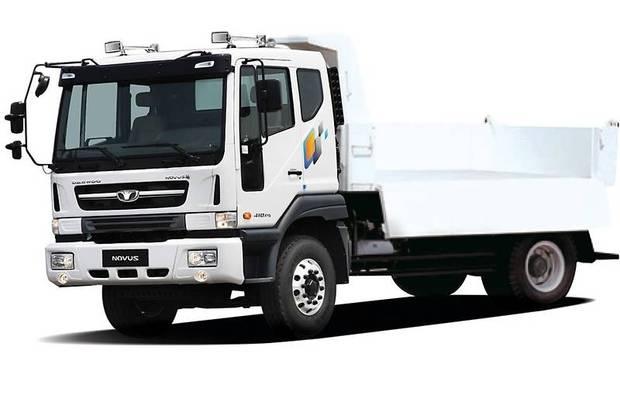 Daewoo Trucks Novus