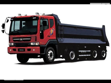 Daewoo Trucks Novus 2020