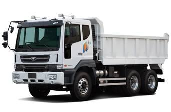 Daewoo Novus 2020