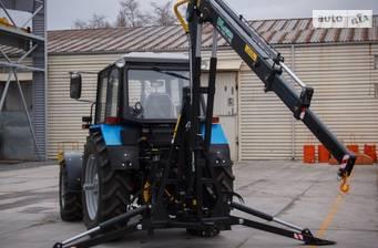 DLagro Mounted Crane 2020