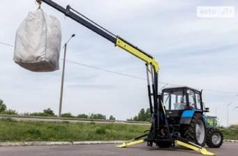 DLagro Mounted Crane 5.5 2019
