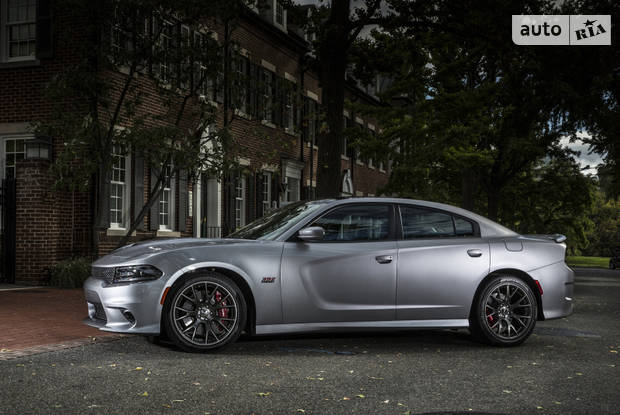 Dodge Charger  SRT Hellcat Supercharged