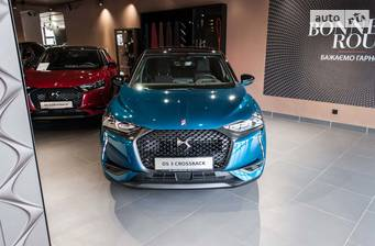 DS 3 Crossback 1.5 BlueHDi AT (130 л.с.) 2020