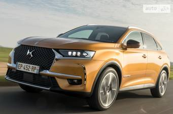 DS 7 Crossback 2.0 BlueHDi AT (180 л.с.) S&S 2019