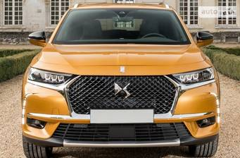 DS 7 Crossback 2.0 BlueHDi AT (180 л.с.) S&S 2020