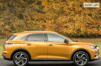 DS 7 Crossback 2020