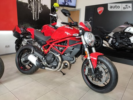 Ducati Monster 2019