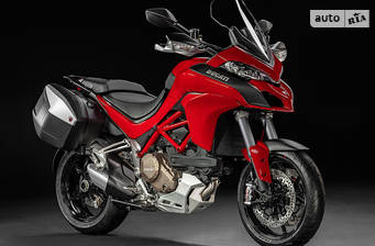 Ducati Multistrada 1260 S D|air 2018