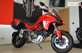Ducati Multistrada 1200 S Touring Pack 2017