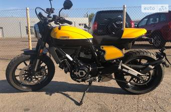 Ducati Scrambler Full Throttle 2020