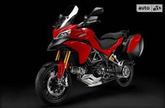 Ducati Multistrada 1200 S 2017