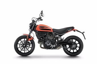 Ducati Scrambler Sixty2 2018