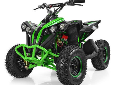 E - ATV Profi 2020