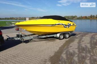 Eurocrown 196 BR Outboard 2016