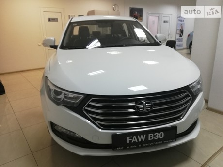 FAW B30 2019