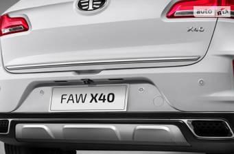 FAW X40 2019 Comfort