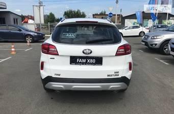 FAW X80 2021 Luxury