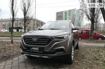 FAW X40 1.6 MT (109 л.с.) 2019