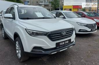 FAW X40 2020