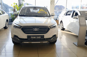 FAW X40 2020 Comfort