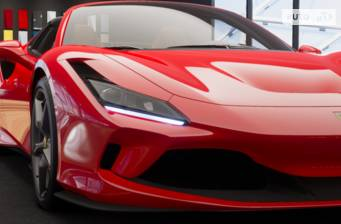 Ferrari F8 Spider 2021