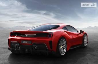 Ferrari 488 GTB 3.9 DCT (670 л.с.) 2019