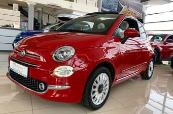 Fiat 500 C 1.2 AT (69 л.с.) 2021