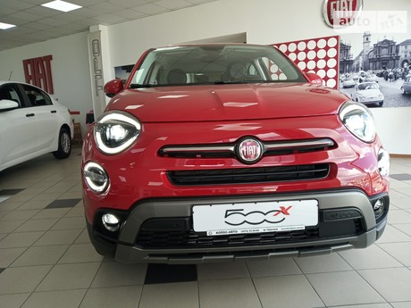 Fiat 500 X 2020