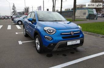Fiat 500 2021 City Cross
