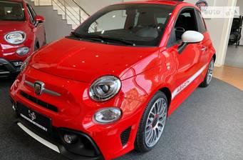 Fiat 500 Abarth 595 1.4T AT (165 л.с.) 2020