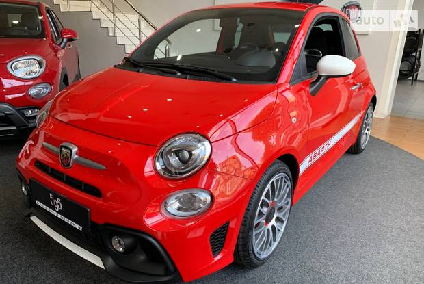Fiat 500 Turismo