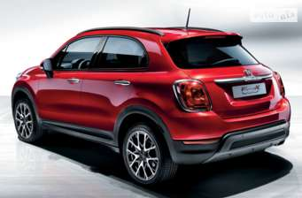 Fiat 500 X (cross) 1.4 AT (170 л.с.) AWD Mid 2018