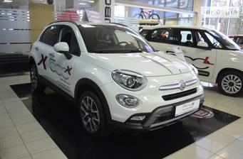 Fiat 500 X (cross) 1.4 AT (140 л.с.) 2017