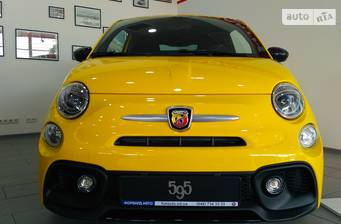 Fiat 500 Abarth 1.4T AT (145 л.с.) 2017