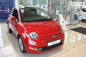 Fiat 500 New 1.2 AT (69 л.с.) Lounge 2017