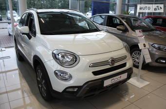 Fiat 500 X (cross) 1.4 AT (170 л.с.) AWD 2017