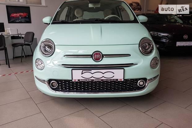 Fiat 500 Individual