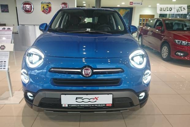 Fiat 500 City Cross