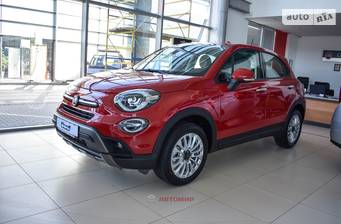 Fiat 500 X (cross) 1.4i MultiAir AT (140 л.с.) 2020