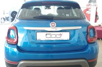 Fiat 500 2020 City Cross