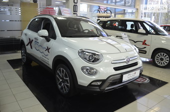 Fiat 500 X (cross) 1.4 AT (140 л.с.) Mid 2017